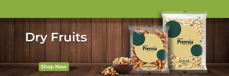 Dry Fruits