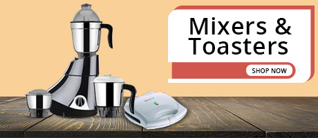 Mixers & Toasters