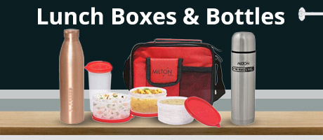 Lunch Boxes & Bottles