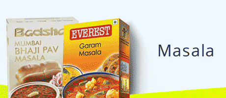 Offers on Masala