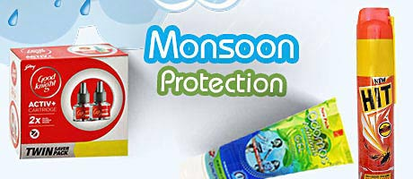 Monsoon Protection