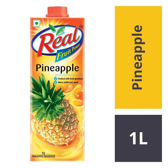 cfe3c3012 Réal Pineapple Juice : Buy Réal Pineapple Juice Online @ Best Price | DMart  - Daily Discounts Daily Savings - DMart