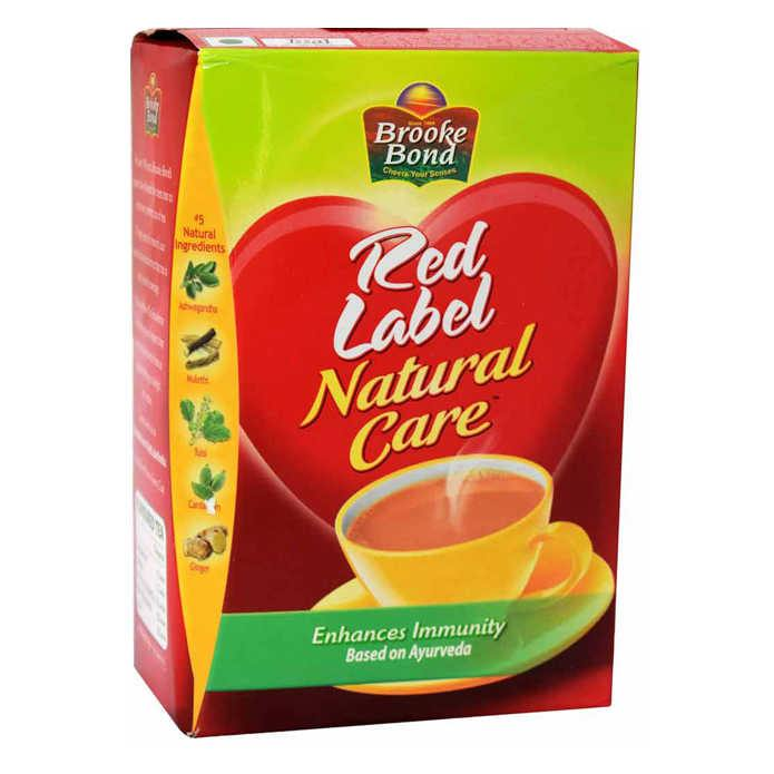 Brooke Bond Red Label Natural Care Tea : Buy Brooke Bond