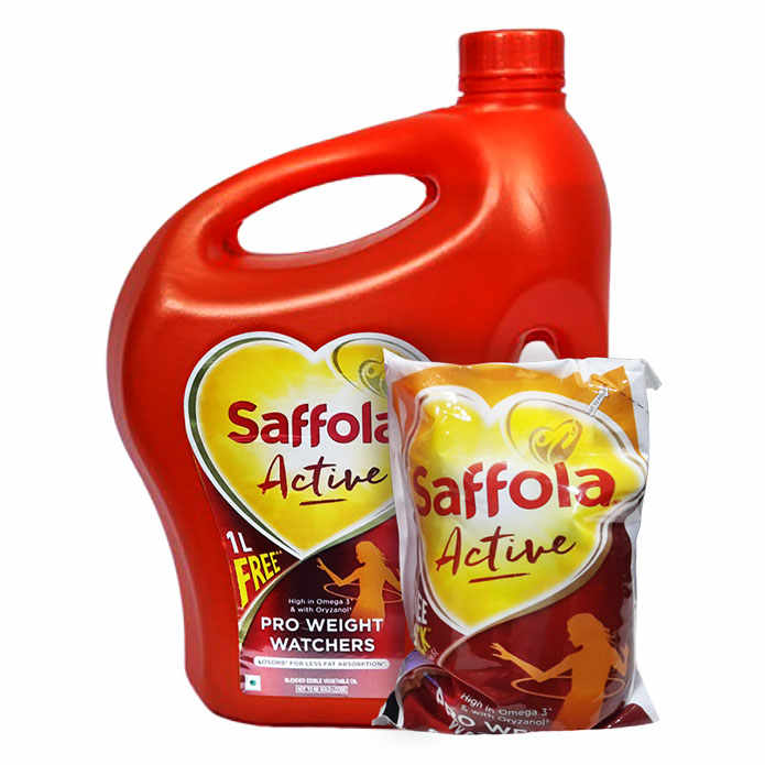 Image result for saffola active